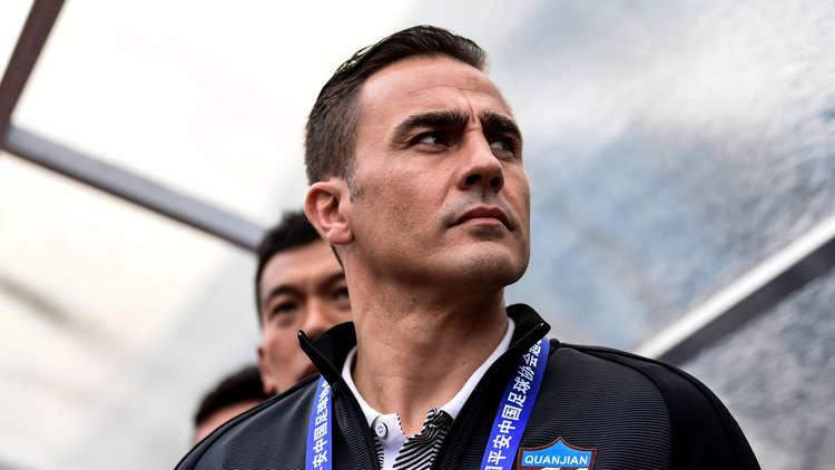 الإيطالي كانافارو مدربا لمنتخب الصين
