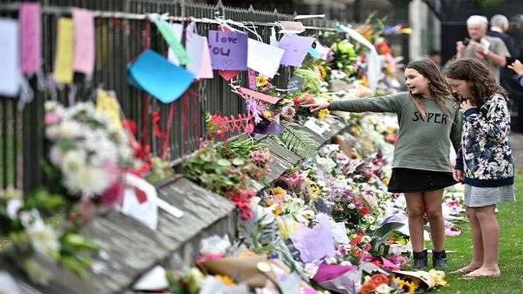 يهود نيوزيلندا يغلقون كنسهم تضامنا مع المسلمين