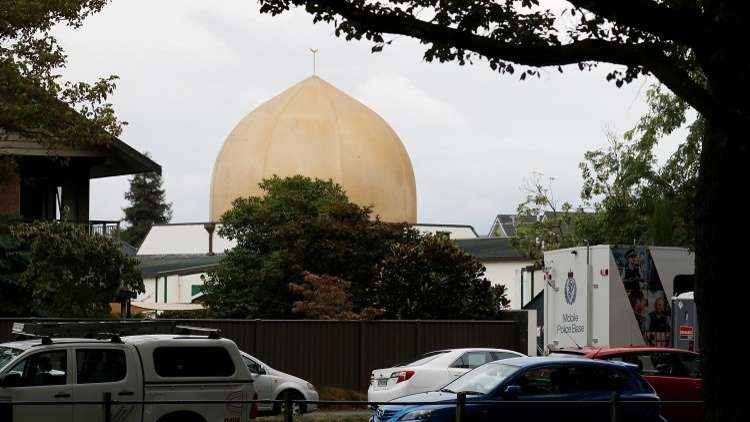 ارتفاع عدد الضحايا العرب في مذبحة المسجدين بنيوزيلندا