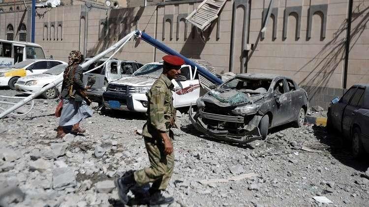 الحوثيون: التحالف العربي شنّ ربع مليون غارة على اليمن