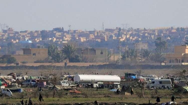 قتلى وجرحى بانفجار لغم من مخلفات داعش في ريف ديرالزور