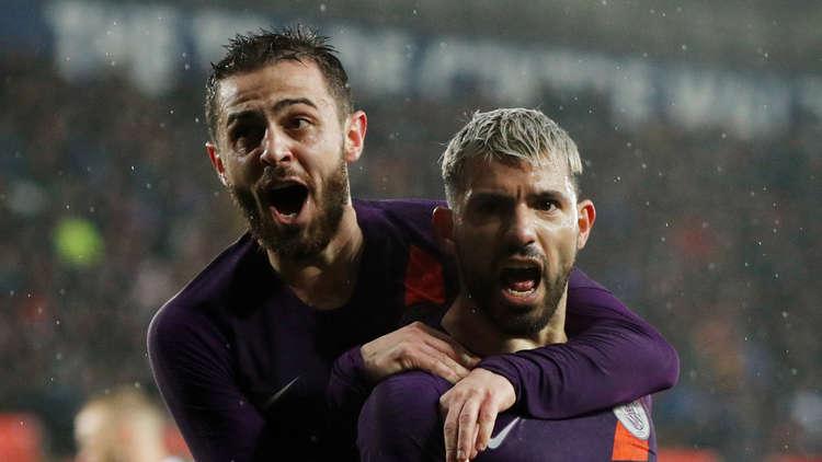كأس إنجلترا.. السيتي يقلب الطاولة على سوانزي ويتأهل لنصف النهائي