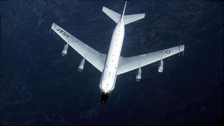 تحليق طائرة عسكرية أمريكية فوق روسيا بموجب