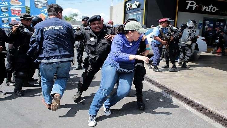 تجدد الاحتجاجات المناهضة للحكومة في نيكاراغوا