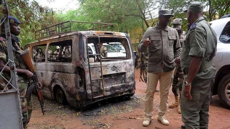 مقتل 16 جنديا بهجوم مسلح على قاعدة عسكرية في مالي