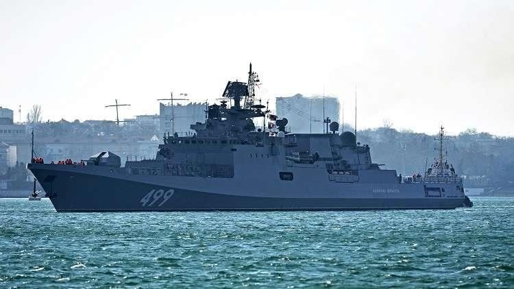 خمس سنوات على تمركز أسطول البحر الأسود الدائم في القرم
