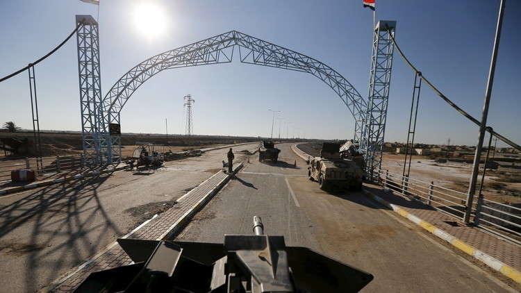 الجيش العراقي يعلن عن قرب فتح الحدود مع سوريا