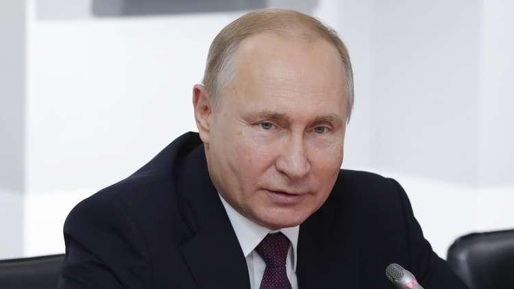 بوتين: علينا تقديم دعم خاص لمسيحيي الشرق الأوسط