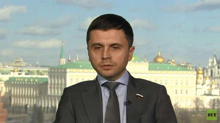 برلماني روسي: روسيا حققت لمسلمي القرم أمنية طال انتظارها 15 عاما