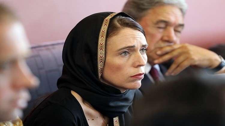 جاسيندا أرديرن: سفاح المسجدين سيكون بلا اسم!