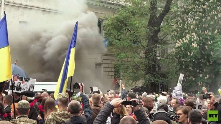 استطلاع: 70% من الأوكرانيين يرون أن بلادهم تسير في الاتجاه الخطأ