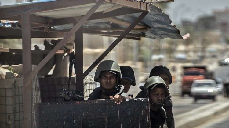 الأمن المصري يقضي على أحد أخطر تجار المخدرات