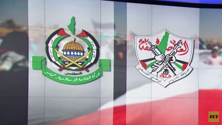 محاولة اغتيال الناطق باسم فتح في غزة