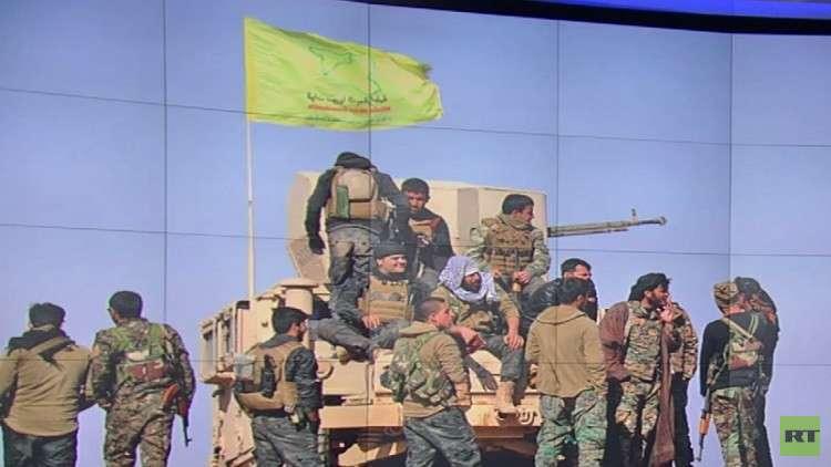 قوى كردية: دمشق تتهرب من الحل السلمي