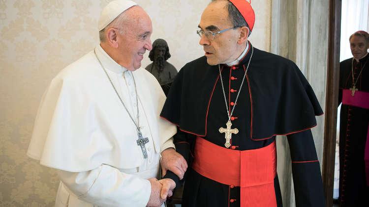 البابا يرفض استقالة كاردينال أدين بالتستر على اعتداءات جنسية