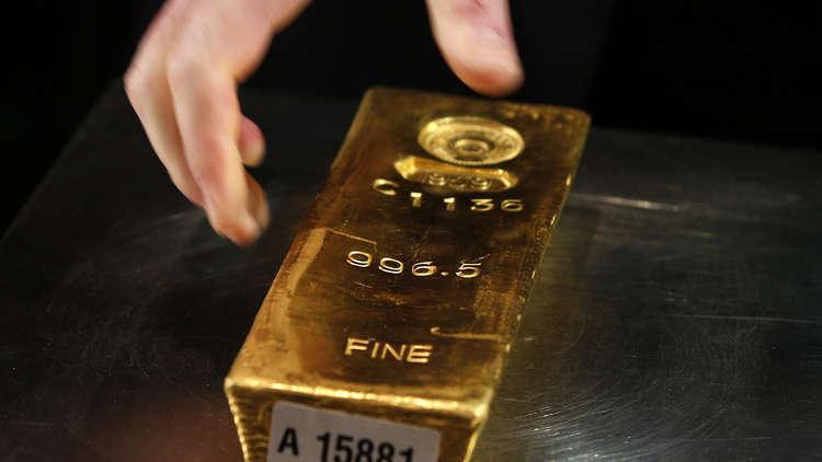 احتياطات العراق من الذهب ترتفع لـ 96 طنا
