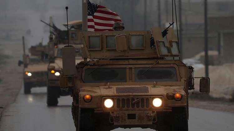 قوات مدعومة من واشنطن تعتقل
