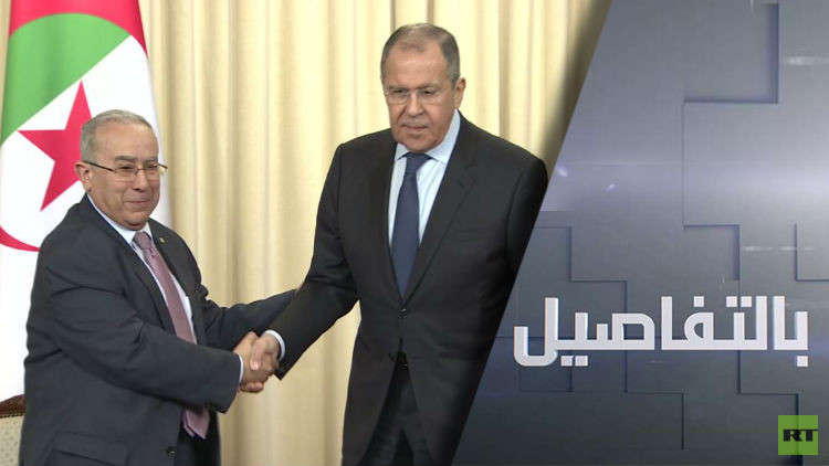 الجزائر.. تحذير روسي من التدخل الخارجي