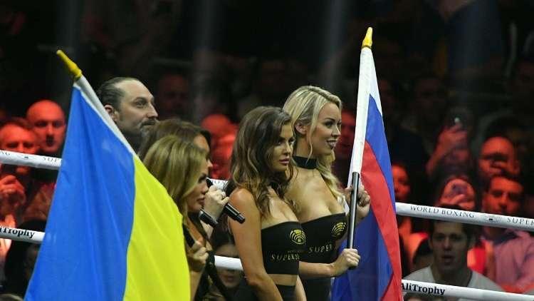 الرابطة العالمية للملاكمة تجبر الأوكراني أوسيك على مواجهة الروسي ليبيديف