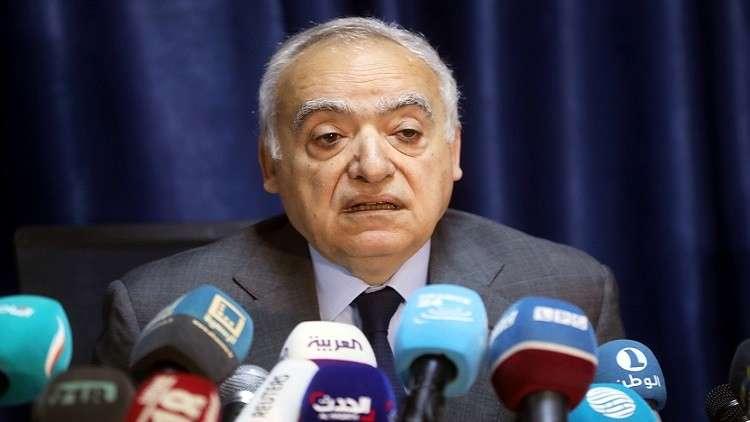 سلامة: المؤتمر الليبي الموسع سيعقد في 14 - 16 أبريل المقبل