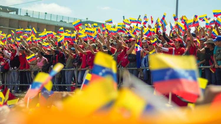 ثلاثة خيارات لتغيير حكومة فنزويلا