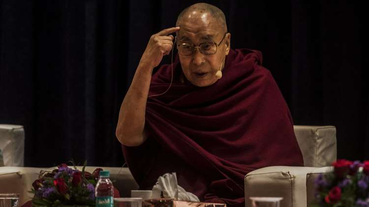 دالاي لاما: روحي يمكن أن تتجسد في الهند