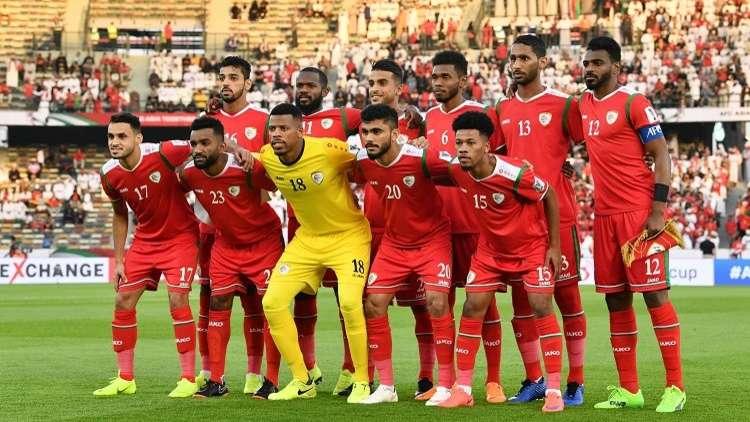 الأحمر العماني يقسو على أفغانستان ويبلغ نهائي البطولة الرباعية