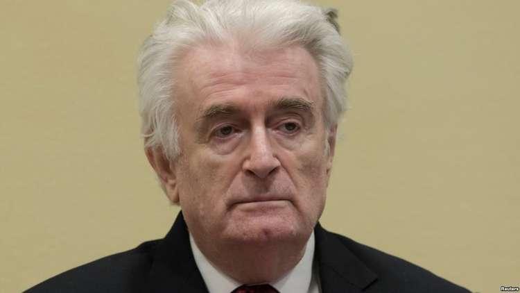 محكمة الجنايات الدولية تقضي بالسجن المؤبد لزعيم صرب البوسنة السابق رادوفان كارادجيتش