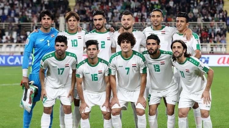 شاهد.. العراق يفوز على سوريا في دورة الصداقة