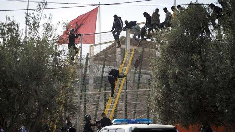 الهجرة غير الشرعية عبر المغرب باتجاه أوروبا - أرشيف