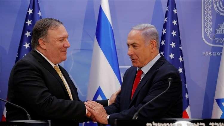 في خطوة غير مسبوقة.. بومبيو يزور حائط البراق في القدس مع رئيس وزراء إسرائيل