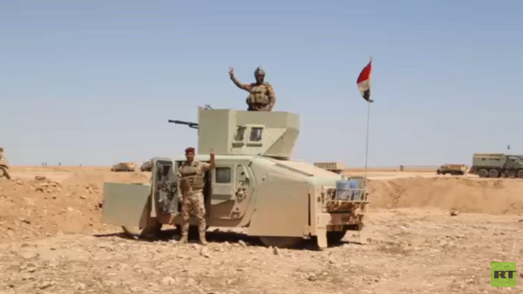 تنسيق عراقي سوري لضرب مواقع