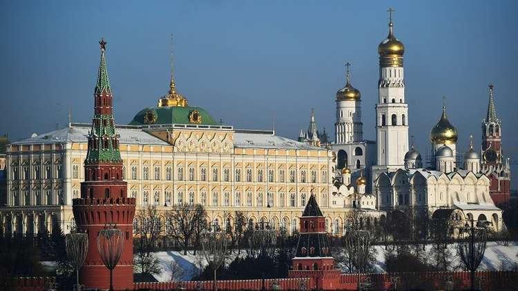 الكرملين: بوتين سيلتقي نظيره اللبناني ميشال عون في موسكو الثلاثاء القادم