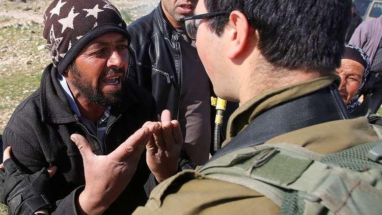 انتهاكات الجنود الإسرائيلين بحق الفلسطينيين - أرشيف