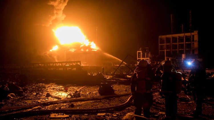مقتل 44 شخصا وإصابة 640 وإجلاء نحو 4 آلاف جراء الانفجار في مصنع للكيميائيات في الصين
