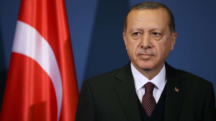 أردوغان: قرار واشنطن الاعتراف بسيادة إسرائيل على مرتفعات الجولان يضع المنطقة على شفا أزمة جديدة