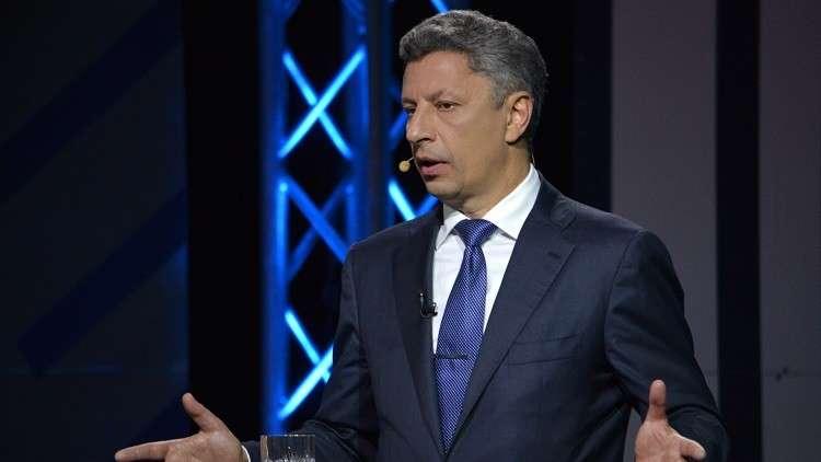 مرشح رئاسي في أوكرانيا يرّجح خروج المواطنين للاحتجاج إذا شابت الانتخابات انتهاكات