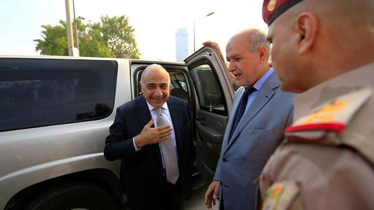 رئيس وزراء العراق يخص مصر بأول زيارة خارجية له منذ تسلمه منصبه