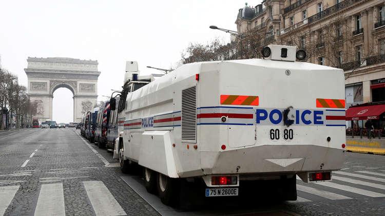سلطات فرنسا تشدد إجراءاتها ضد
