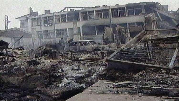 هكذا قصف الناتو بريشتينا عام 1999 لإخراج الجيش اليوغوسلافي منها