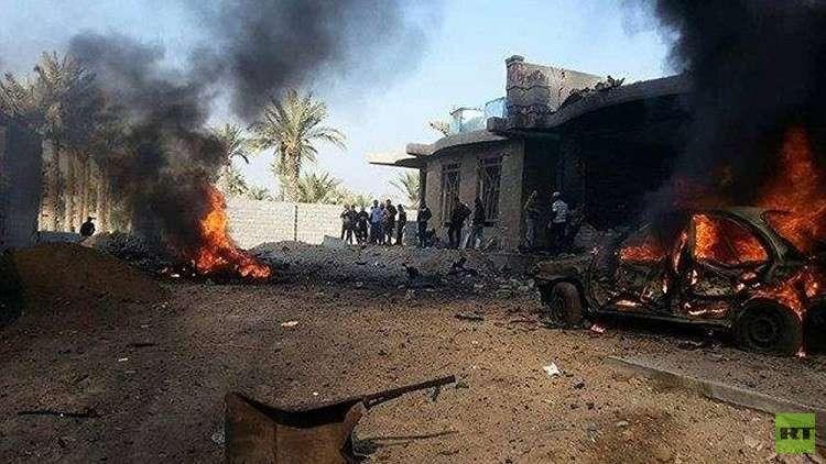 3 دواعش يفجرون أنفسهم في العراق بعدما تسللوا إليه من سوريا