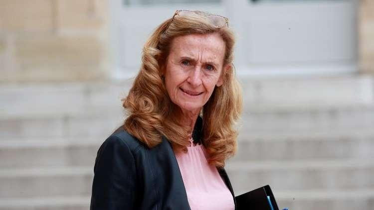 وزيرة العدل الفرنسية نيكول بيلوبيه