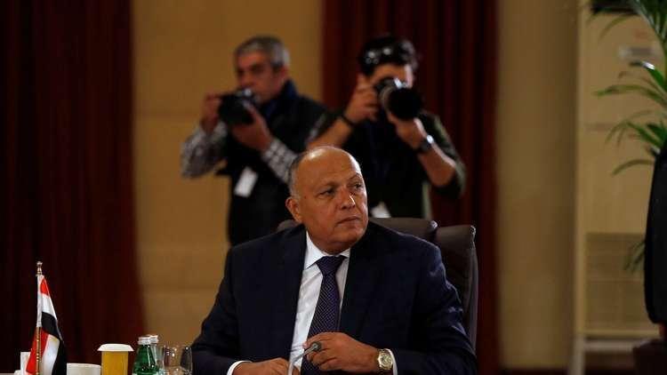 ماذا يحمل وزير الخارجية المصري إلى واشنطن؟