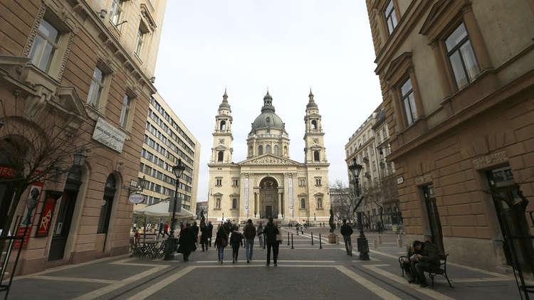 بودابست، هنغاري، أرشيف