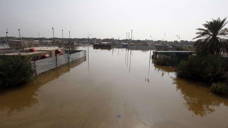العراق.. السلطات تحذر من موجة فيضانات بسبب الأمطار