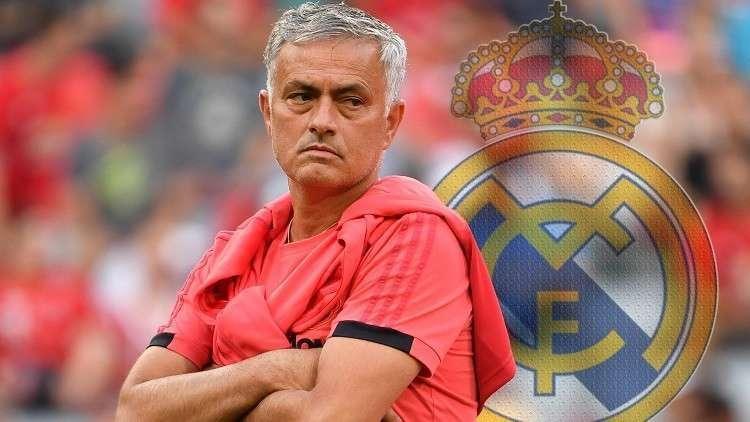 مورينيو يكشف عن خططه المستقبلية ويتحدث عن زيدان وريال مدريد
