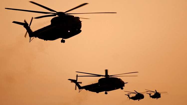 الجيش الإسرائيلي يشن غارات على قطاع غزة ردا على سقوط صاروخ على تل أبيب