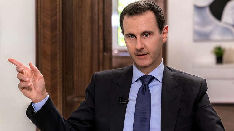 الرئاسة السورية تغير صورة صفحتها على الفيسبوك قبل ساعات من اعتراف ترامب بسيادة إسرائيل على الجولان