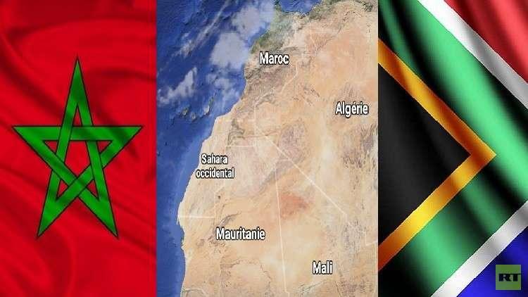 الصحراء الغربية تلهب الأجواء بين المغرب وجنوب إفريقيا Rt Arabic