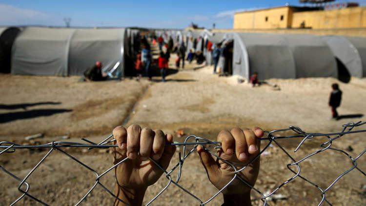 الداخلية السورية تصدر تعميما يخص استقبال اللاجئين